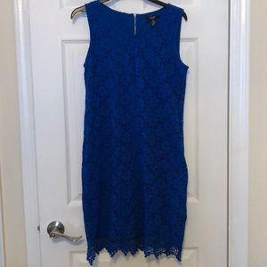 Alfanti petite blue dress